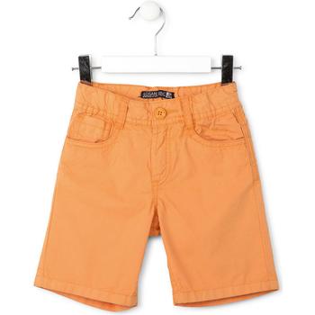 textil Dreng Shorts Losan 715 9655AC Orange