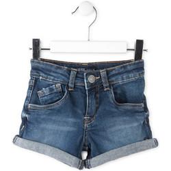 textil Børn Shorts Losan 716 9657AD Blå
