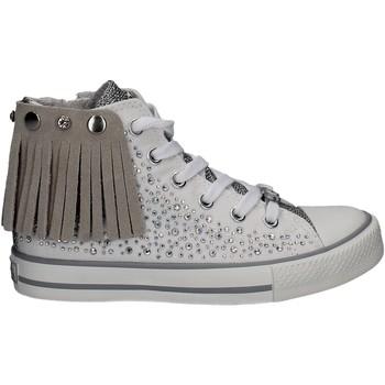 Sko Pige Høje sneakers Lulu LV010072S hvid