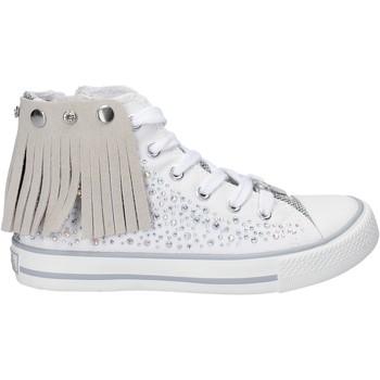 Sko Pige Høje sneakers Lulu LV010074T hvid