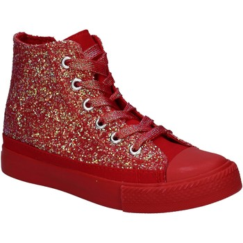 Sko Pige Høje sneakers Lulu LV010077S Rød