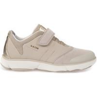 Sko Børn Lave sneakers Geox J642DA 01122 Beige