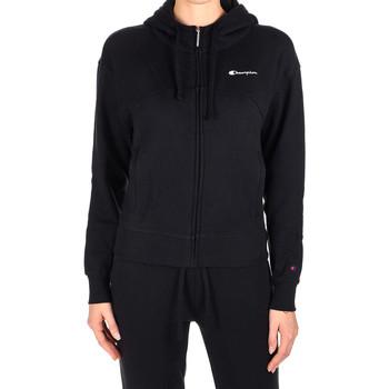 textil Dame Sweatshirts Champion 111987 Sort
