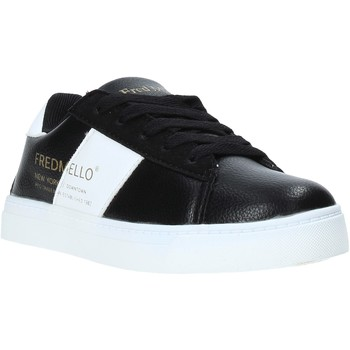 Sko Børn Lave sneakers Fred Mello W19-SFK203 Sort