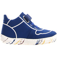 Sko Børn Lave sneakers Naturino 2013463-03-0C03 Blå