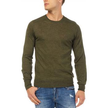 textil Herre Pullovere Gas 561882 Grøn
