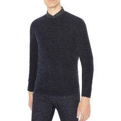 textil Herre Pullovere Antony Morato MMSW00762 YA400086 Sort