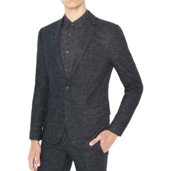 textil Herre Jakker / Blazere Antony Morato MMJA00302 FA140078 Sort