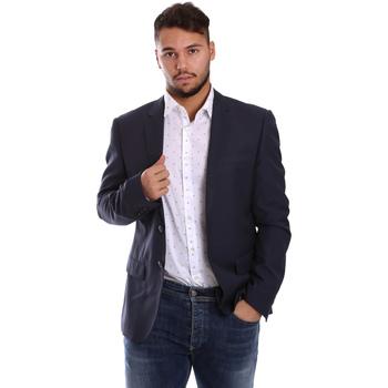 textil Herre Jakker / Blazere Antony Morato MMJA00314 FA600040 Blå