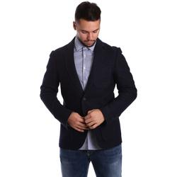 textil Herre Jakker / Blazere Antony Morato MMJA00322 FA500034 Blå