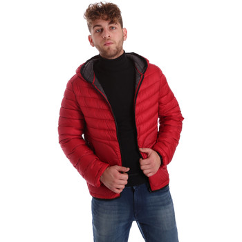 textil Herre Dynejakker Gaudi 721BU35009 Rød
