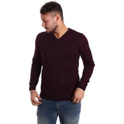 textil Herre Pullovere Gaudi 721BU53019 Violet
