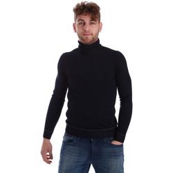 textil Herre Pullovere Gaudi 721BU53031 Blå