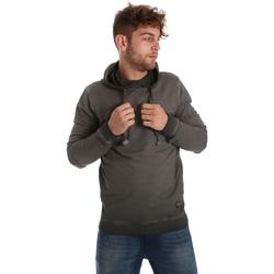 textil Herre Sweatshirts Gaudi 721BU64003 Grøn