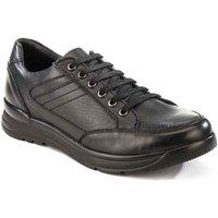 Sko Herre Lave sneakers Lumberjack SM33904 001 B13 Sort