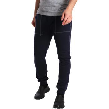 textil Herre Træningsbukser Key Up SF19 0001 Blå