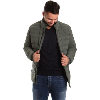 textil Herre Dynejakker Ea7 Emporio Armani 6YPB23 PNB7Z Grøn