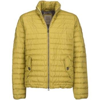 textil Herre Dynejakker Geox M7429C T2432 Gul