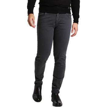 textil Herre Lærredsbukser Sei3sei PZV16 7239 Grå