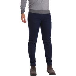 textil Herre Lærredsbukser Sei3sei PZV17 7257 Blå