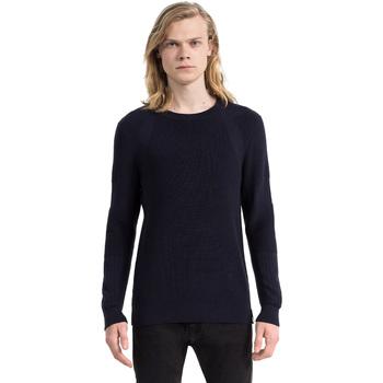 textil Herre Pullovere Calvin Klein Jeans J30J305473 Blå