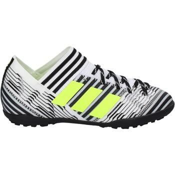 Sko Børn Fodboldstøvler adidas Originals BY2471 hvid