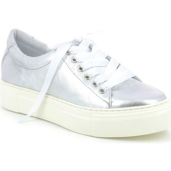 Sko Dame Lave sneakers Grunland SC3880 Grå