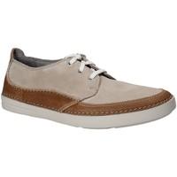 Sko Herre Lave sneakers Clarks 132568 Brun