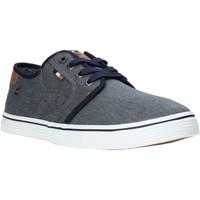 Sko Herre Lave sneakers Wrangler WM01040A Blå