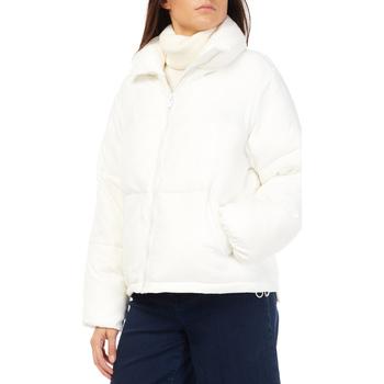 textil Dame Dynejakker Gas 255672 hvid