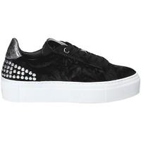 Sko Dame Lave sneakers Janet Sport 40912 Sort