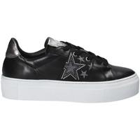 Sko Dame Lave sneakers Janet Sport 40914 Sort