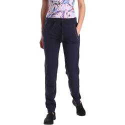 textil Dame Træningsbukser Key Up GE42 0001 Blå
