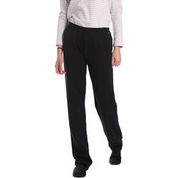 textil Dame Løstsiddende bukser / Haremsbukser Key Up 549F 0001 Sort