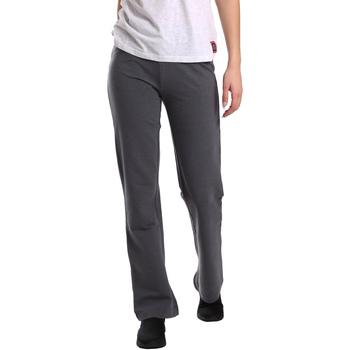 textil Dame Løstsiddende bukser / Haremsbukser Key Up 549F 0001 Grå