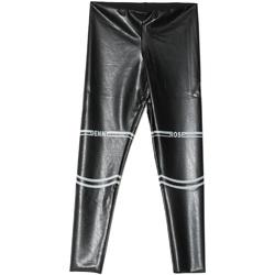 textil Dame Leggings Denny Rose 721DD20022 Sort