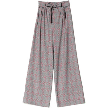 textil Dame Løstsiddende bukser / Haremsbukser Denny Rose 721DD20029 Sort