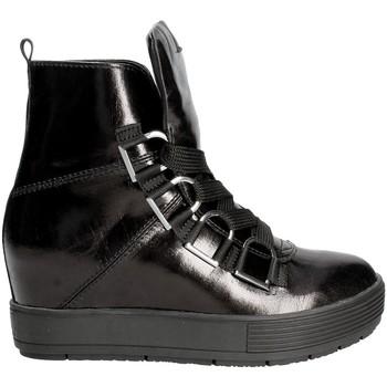 Sko Dame Høje sneakers Fornarina PI18MJ1071I000 Sort