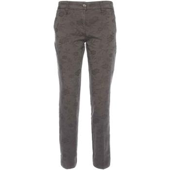 textil Dame Chinos / Gulerodsbukser Nero Giardini A760010D Sort