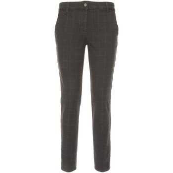 textil Dame Chinos / Gulerodsbukser Nero Giardini A760020D Sort