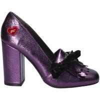 Sko Dame Højhælede sko Fornarina PI18SV1091M026 Violet