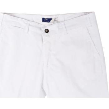 textil Herre Shorts Sei3sei PZV132 81497 hvid