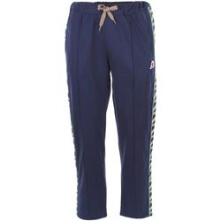 textil Herre Træningsbukser Invicta 4447112UP Blå