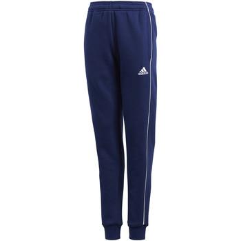 textil Børn Træningsbukser adidas Originals CV3958 Blå