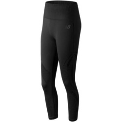 textil Dame Leggings New Balance NBWP91129BK Sort