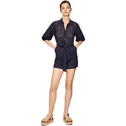 textil Dame Buksedragter / Overalls Pepe jeans PL230294 Blå