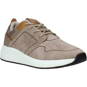 Sko Herre Lave sneakers Wrangler WM01070A Beige