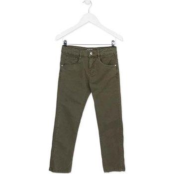 textil Børn Lærredsbukser Losan 723 9661AA Grøn