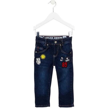 textil Børn Smalle jeans Losan 725 9006AC Blå