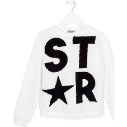 textil Børn Sweatshirts Losan 724 6018AB hvid
